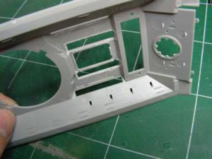 caisse maquette dragon T34/85