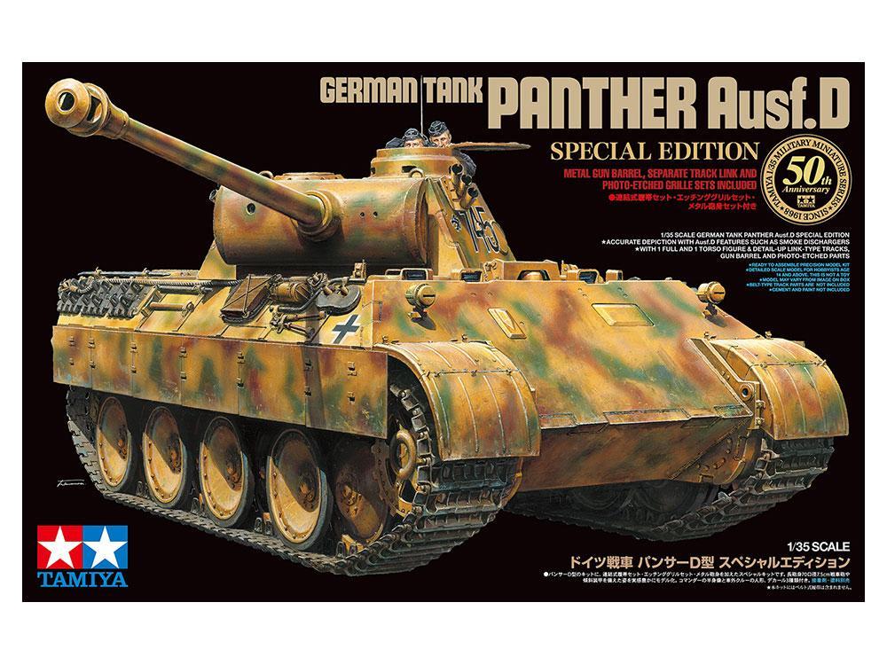 Panther ausf D