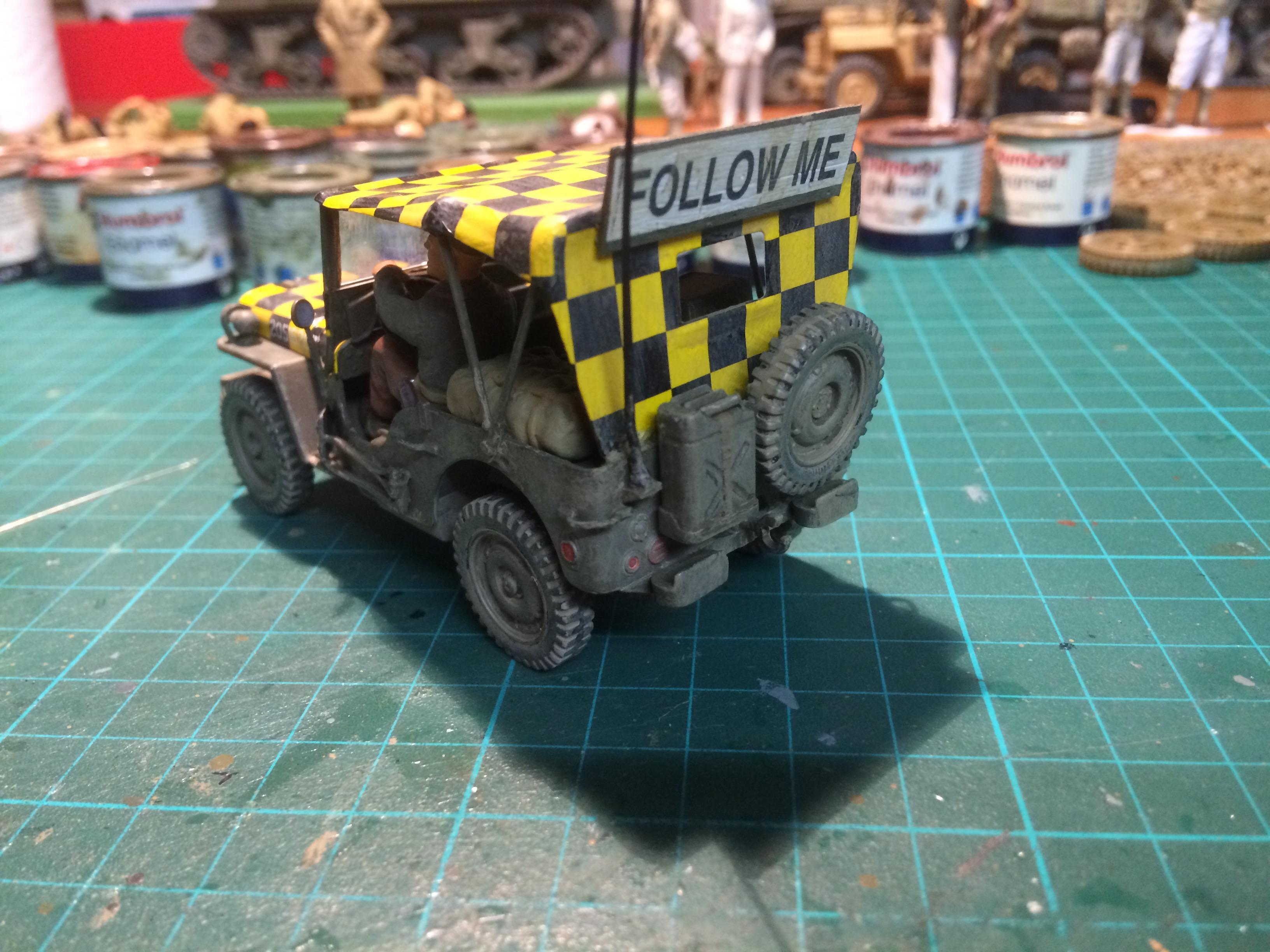 Jeep Fllow me 2